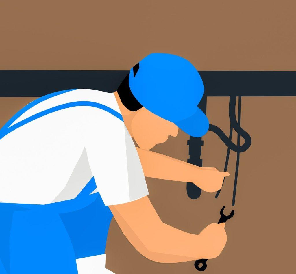 איש מתקן צינור