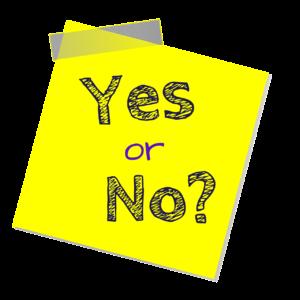 כן או לא