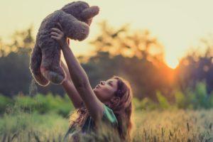 ילדה מרימה דובי