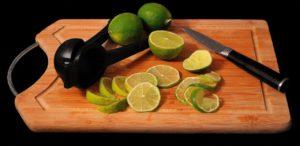 לימון חתוך